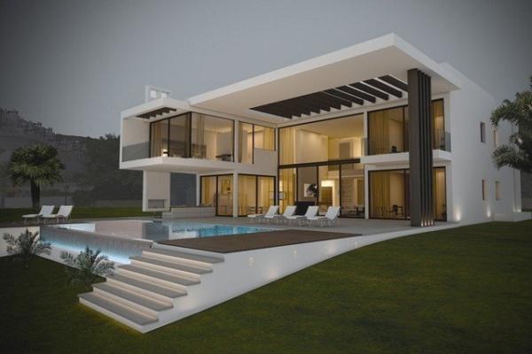 Sold: 5 Bedroom, 5 Bathroom Villa in La Quinta Golf, Benahavis