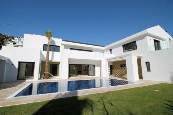 Sold: 4 Bedroom, 4 Bathroom Villa in La Reserva de la Quinta, Benahavis