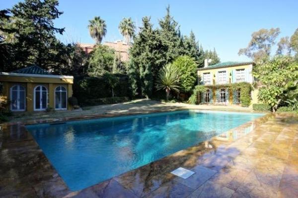 Sold: 8 Bedroom, 8 Bathroom Villa in La Quinta, Benahavis